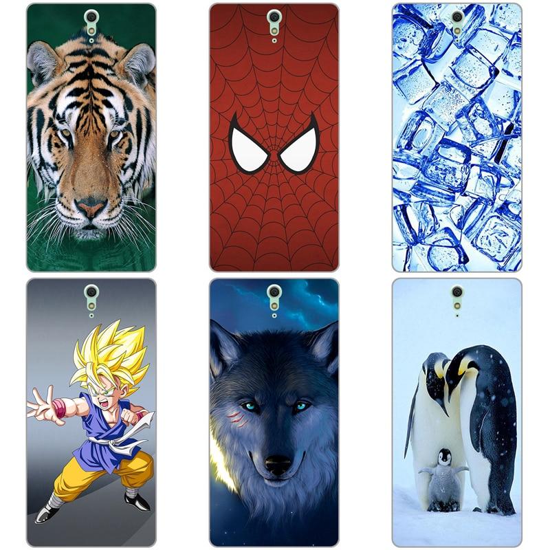 Phone Case For Sony Xperia C5 Ultra Case Cover Plastic Coque For Sony C5 Ultra dual E5553 E5506 E5533 Case protector bumper Capa