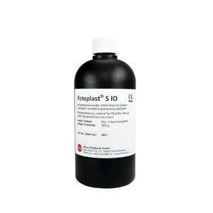 Image 1 - Dreve résine photoplast S IO en acrylique dure pour aide auditive personnalisée, moulage auriculaire, coque IEM