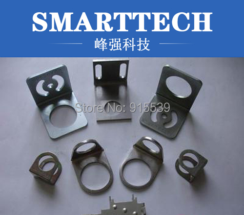 stainless steel CNC machining milling parts
