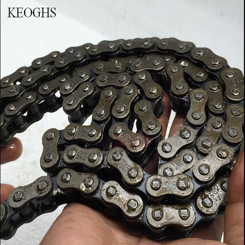 motorcycle 428h chain 420 520 chain 530 630 sprocket chain free shipping
