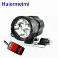 Huiermeimi 1 шт. светильник для головы мотоцикла s 12V 24V 40W 6000K U2 Светодиодный точечный светильник для мотоцикла светодиодный светильник для головы ...