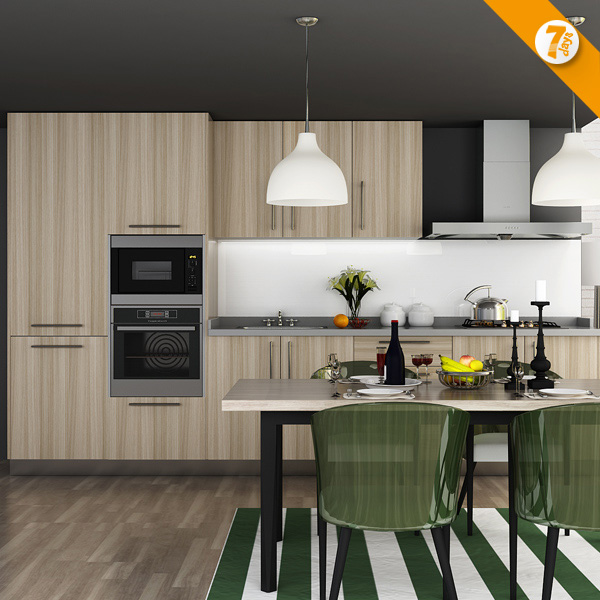 7 Days Delivery One Piece Kitchen Units Apartment China