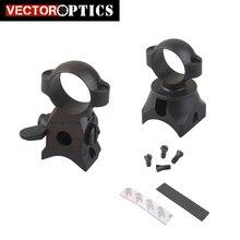Taktik alman K98 K98k 98k taret keskin nişancı kapsamı çelik montajlı Split yüzükler bir çift satış yeni varış