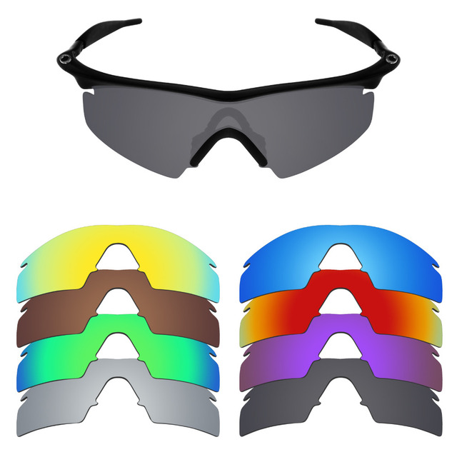 8a2c9b05af3 Mryok Polarized Replacement Lenses for Oakley M Frame Strike Sunglasses  Lenses(Lens Only) - Multiple Choices
