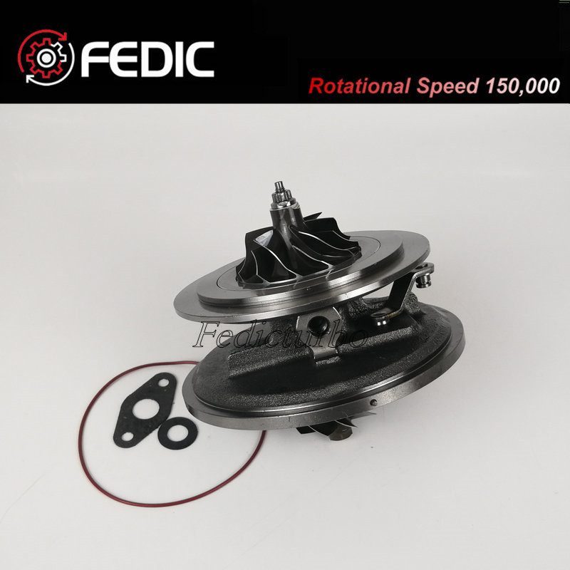 Turbo cartridge GTB2260VK CHRA 776470 Turbo charger for Audi A6 Q7 Porsche Cayenne VW Marine Phaeton