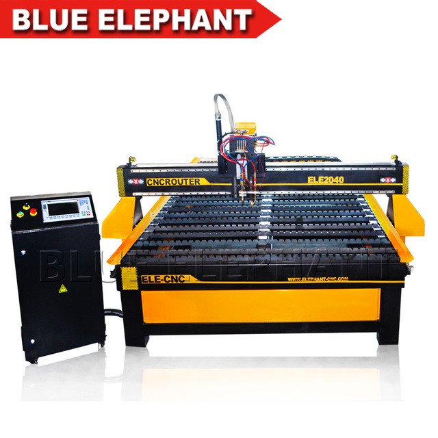 Ele 2040 Hobby Portable Cnc Plasma Router Table Cutting Machine Price For