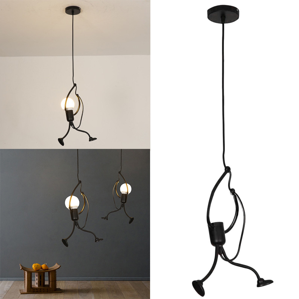 Modern Charming Hanging Chandelier Creative Iron Lamp Elegant Hanger For Home Indoor Lighting New Year Decorations#s