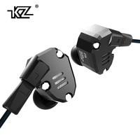 AK KZ ZS6 2DD+2BA Hybrid In Ear Earphone HIFI DJ Monito Running Sport Earphones Earplug Headset Earbud Two Colors AS10 ZST ZS10