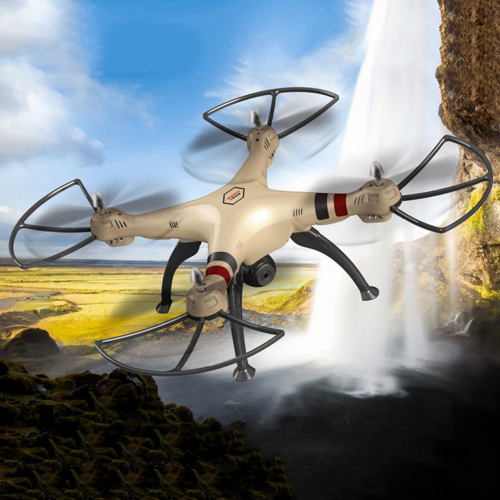 Здесь можно купить  SYMA X8HW 2.4G 4CH RC Drone With WiFi HD Camera Helicopter Quadcopter With Hovering Function Headless Mode 3D Flip Aircraft  Игрушки и Хобби