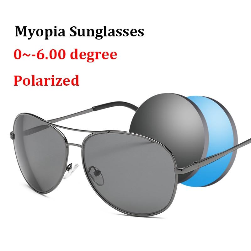 Polarizada Óculos de Sol Óculos de MIOPIA Polarizada óculos de ... 257af4a7d2