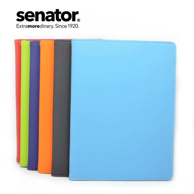 Senator commercial notepad notebook European and American style fashion a5 sketch book разговорник на 14 ти европейских языках european phrase book