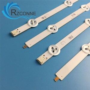 """Image 1 - Lampe bande de rétroéclairage LED pour LG 50 """"ROW2.1 REV 0.4 50LN575S LC500DUE SF U1 R2 U2 50LN5200 50LN5100 50LN5600 50LN5700"""