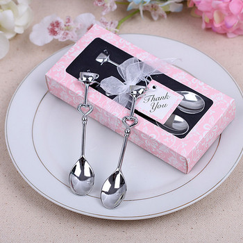 Ice Cream Spoons Tea, Coffee, or Dessert Stainless Steel Wedding favors and gifts cooking tools free shipping