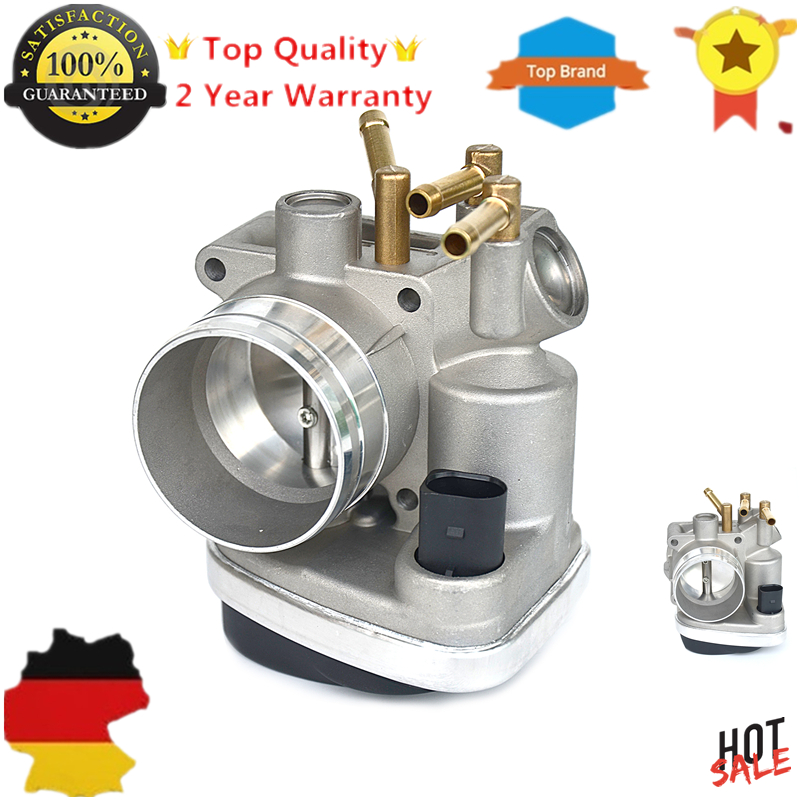 New 06A133062AT A2C53093430 06A 133 062 AT Throttle Body For VW Caddy Golf Jetta Passat Touran Audi A3 1.6 BSE BSF 75KW 102PS throttle body assembly for audi a3 seat leon vw bora 06a133062l 0280750026 06a133062f 06a 133 062 l 0 280 750 026 06a 133 062 f