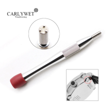 CARLYWET Wholesale High Quality 316L Stainless Steel Watch Repair Fix Small Tool For BULOVA 6096