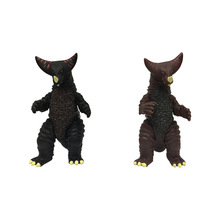 2pcs/set Gojira Gomola Action Figures Ultraman Dolls PVC figure Collection Toys Anime Childrens Favorite Characters