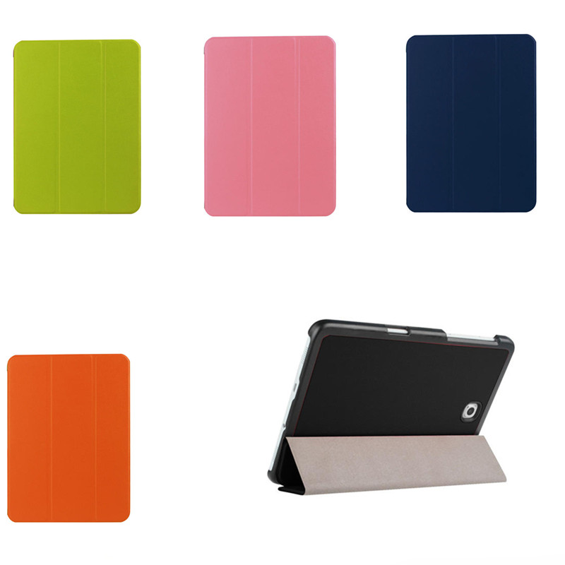 Luxury Smart PU Leather Cover  Protector Case For Samsung Galaxy Tab S2 9.7 T810 T815 T813 T819 Tablet Case Sleep Wake Up tx dx luxury pu leather flip cover stand for samsung galaxy tab s2 9 7 sm t810 t813 t819 t815 t815c tablet pc protective case