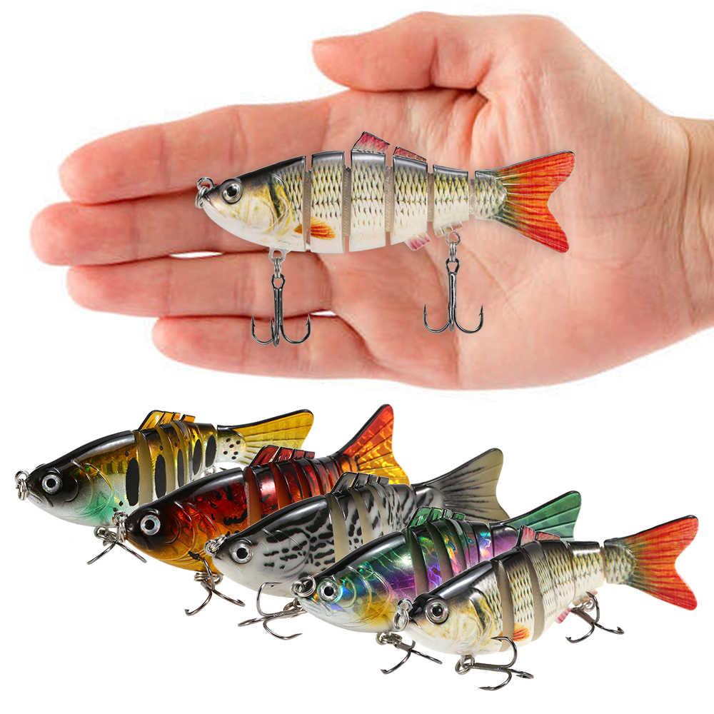 5 pièces/ensemble leurres de pêche 10cm 20g appâts de pêche artificiels appâts de pêche Pesca Wobblers appâts de pêche à la carpe