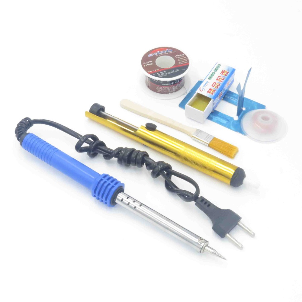 high quality external heated soldering iron upright type portable use 60 w free shipping in. Black Bedroom Furniture Sets. Home Design Ideas