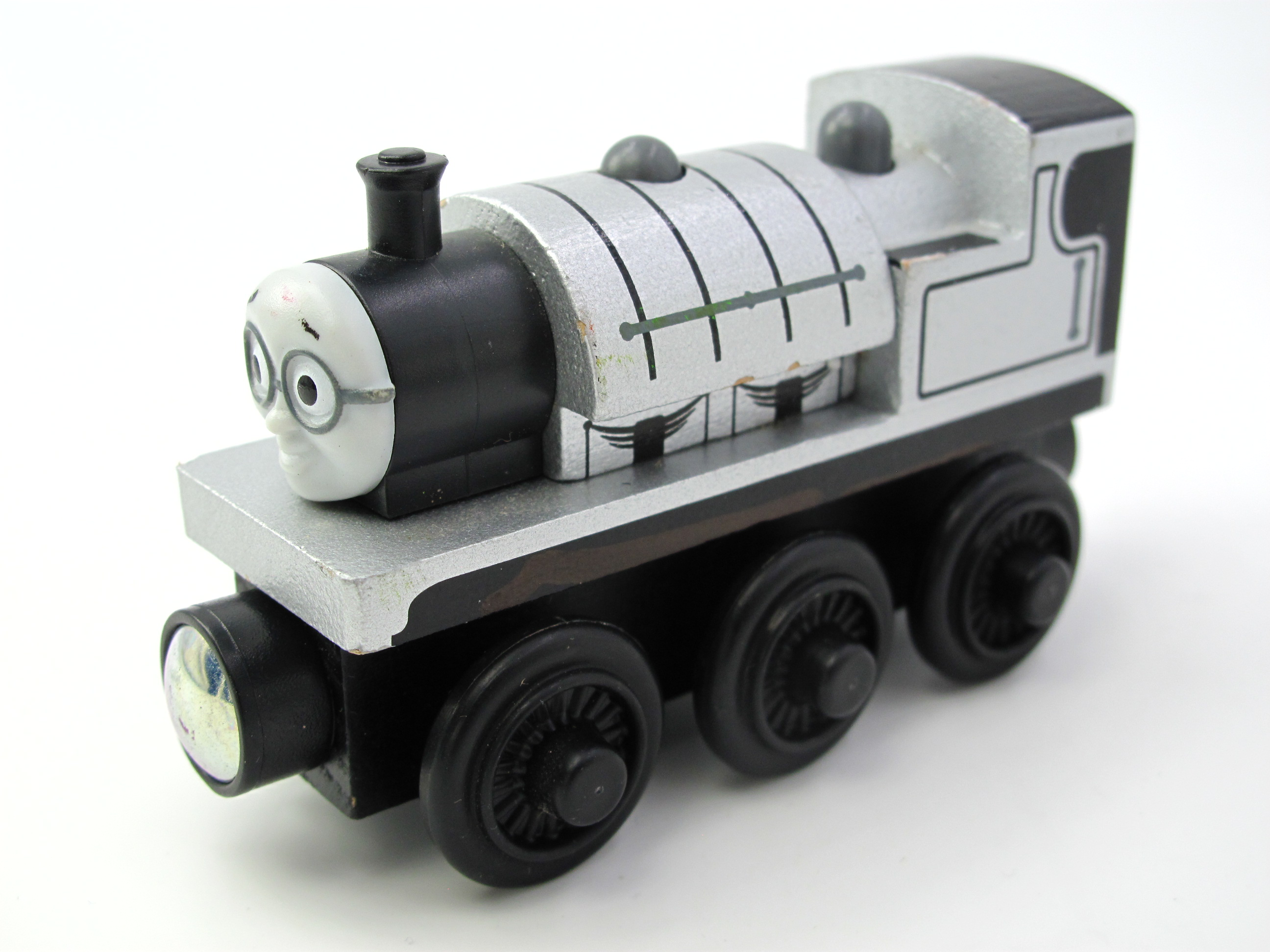 ᑎ‰Madera Thomas tren T144W BJP seriesthomas y amigos trackmaster ...