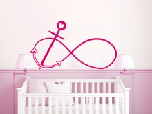 cure Cupid sword love symbol vinyl wall stickers  Show your home decoration