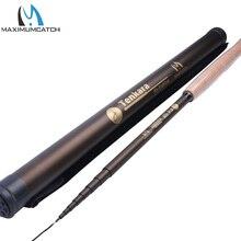 Maximumcatch 12/13FT 7:3 Telescoping Tenkara Fly Fishing Rod Fast Action 9 Segments Fly Rod