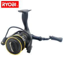 RYOBI Original fishing reel VIRTUS spinning 4+1 bearings 5.0:1/5.1:1 Ratio 2.5KG-7.5KG Power Japan reels with CNC handle