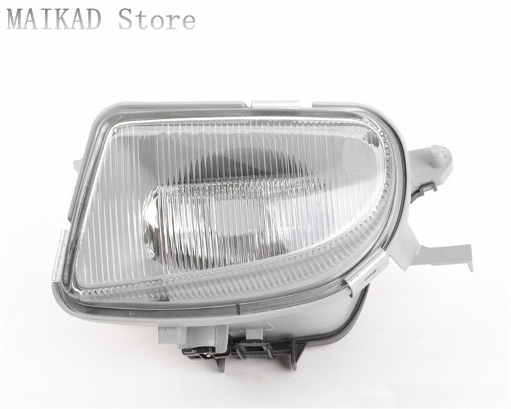 Front Fog Light Fog Lamp For Mercedes-Benz W210 E200 E220 E240 E280 E300 E320 E230 E250 E270 E290 E430 E420 A1708200156