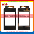 "High Quality 2.8"" For Nokia Asha 503 Touch Screen Digitizer Sensor Front Glass Lens Panel Free Shipping+Tracking Code"