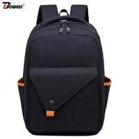 Leisure Men's Backpack Male Large Black Oxford Student Back Pack School Bag Laptop Bagpack for Teenager Boys Big Multifunction