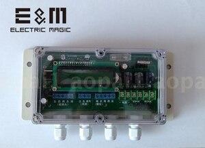 Image 4 - Iki eksenli güneş otomatik takip cihazı takip sistemi otomatik izleme kontrol çipi rüzgar hızı sıcaklık sensörü