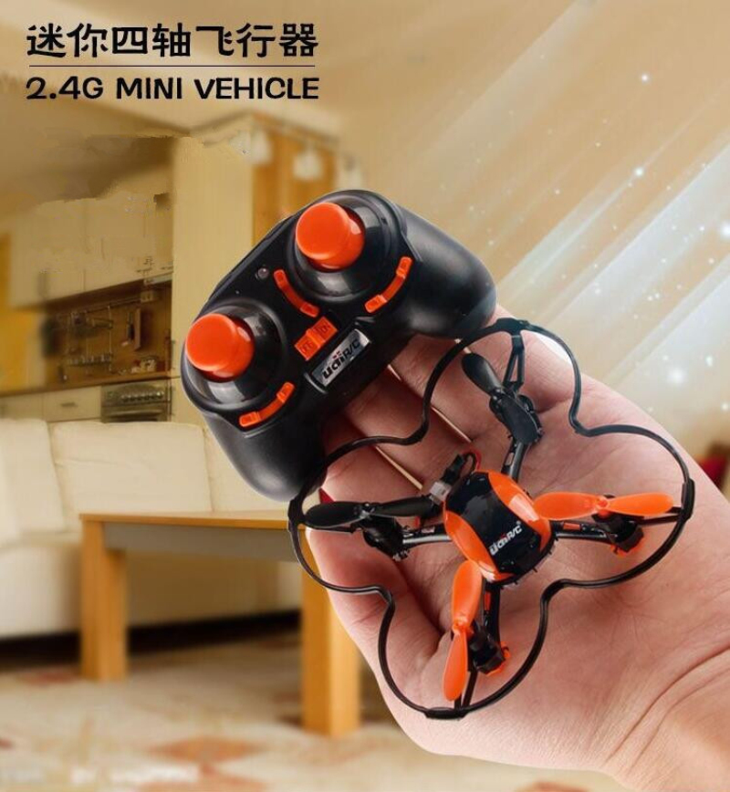 Mini Drone U839 4CH 2.4G 6-Axis Gyro remote control 3D fly rc Quadcopter remote control drone mini rc toys for child best gifts