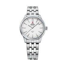 Наручные часы Swiss Military SMP36010.02 женские кварцевые на браслете