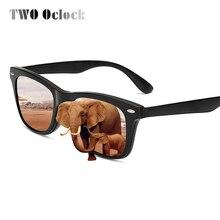TWO Oclock 3 In 1 Magnetic Sunglasses Men Women 3D