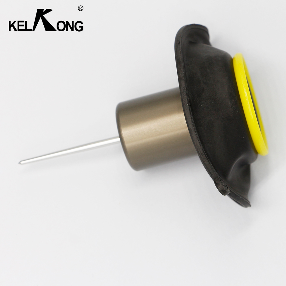 KELKONG PD24J 24MM Vacuum Diaphragm Plunger Assembly Scooter Motorcycle Carburetor GY6-150cc 175cc PD24J QMI152/157 Engine 10pcs carburetor metering diaphragm assembly small engine carburetor metering diaphragm replaces zama a015053 trimmer