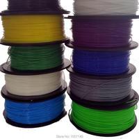 SENHAI3D 12 Kleuren 12 KG 3D Filament PLA/ABS 1.75mm 3D Printing Materialen Voor 3D Pen 3D Printer Groothandelsprijs