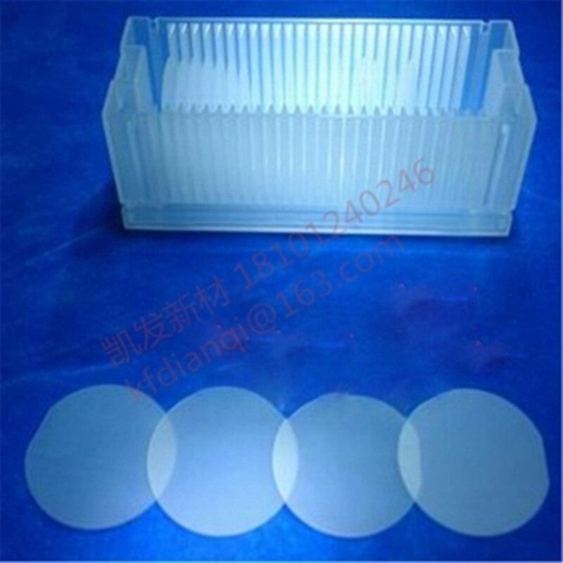 M-Safir epitaksiyel wafers-Al2O3 Tek kristal substrate-3 (76.2mm) * 0.6mm-Pencere filmi-tek parlatmaM-Safir epitaksiyel wafers-Al2O3 Tek kristal substrate-3 (76.2mm) * 0.6mm-Pencere filmi-tek parlatma
