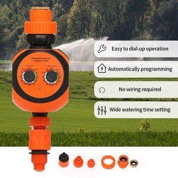 Автоматический таймер полива выход программируемый шланг кран таймер воды беспроводной шлюз воды 3/4