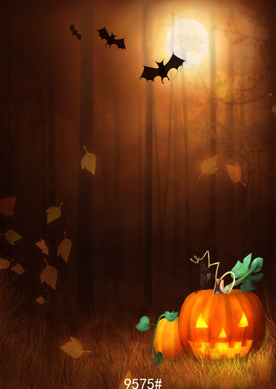 halloween scenic party background children studio Photography backdrops for photo shoot computer digital prin 240x300cm ashanks pro photography studio photo backdrops frame background support system 2m x 2 4m stands for photo shoot carry bag