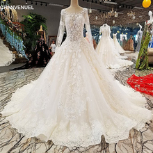 CHANVENUEL backless ball gown royal train wedding dresses