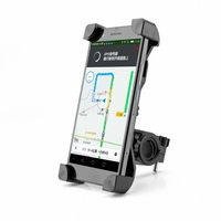 Anti Slip Universal 360 Rotating Bicycle Bike Phone Holder Handlebar Clip Stand Mount Bracket For Smart