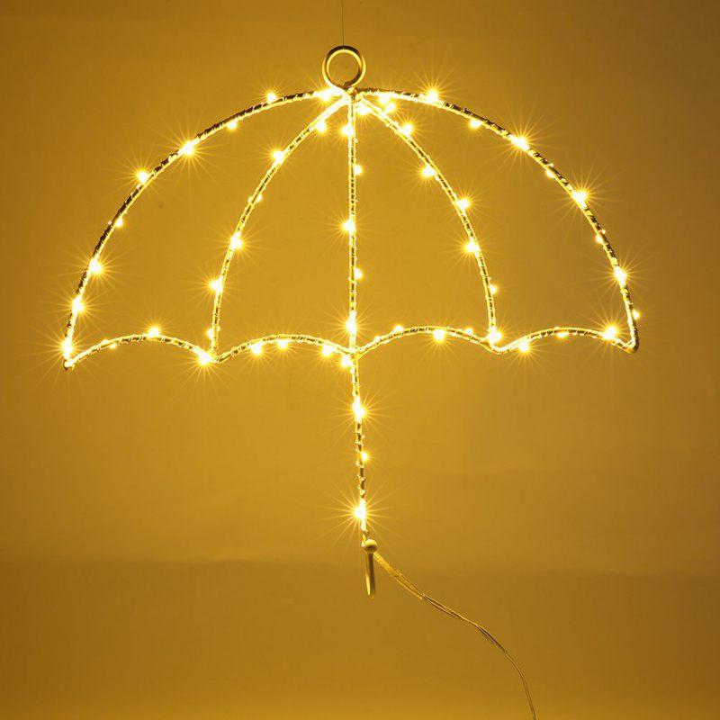 Umbrella Signboard Shop Neon Light LED Neon Light Sign