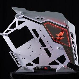 Image 4 - كوغار الفاتح وحدة معالجة خارجية للحاسوب الخط الجانبية تخصيص ، تجديد لوحة ألعاب الكمبيوتر ، دعم مزامنة اللوحة ل 5 فولت RGB اللون ، مرآة