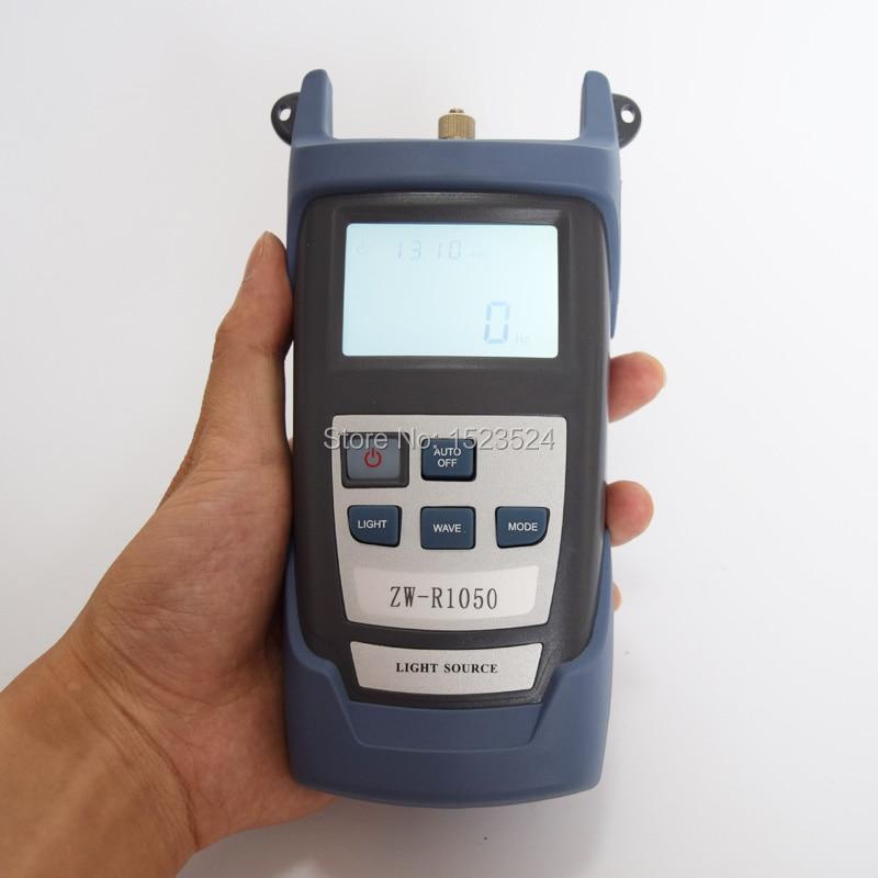 섬유 광학 멀티 미터 -50 ~ + 26dBm 소형 섬유 광 파워 - 통신 장비 - 사진 4