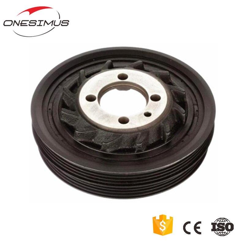 OEM MD376609 Belt Pulley Crankshaft(Belt Drive) for Mit- N34 4G63Turbo 4G63(SOHC 8V) LANCER V/SPACE WAGON/ECLIPSE I