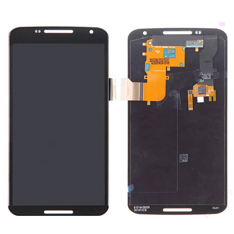 2 in 1 (LCD + Touch Pad) Digitizer Assembly for Google Nexus 6 / XT1100 / XT11032 in 1 (LCD + Touch Pad) Digitizer Assembly for Google Nexus 6 / XT1100 / XT1103