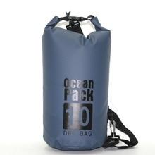 Речные треккинговые сумки, спортивная сумка-ведро для дайвинга, сумка на плечо, сумка на плечо, водонепроницаемая сумка для плавания, сушильная сумка