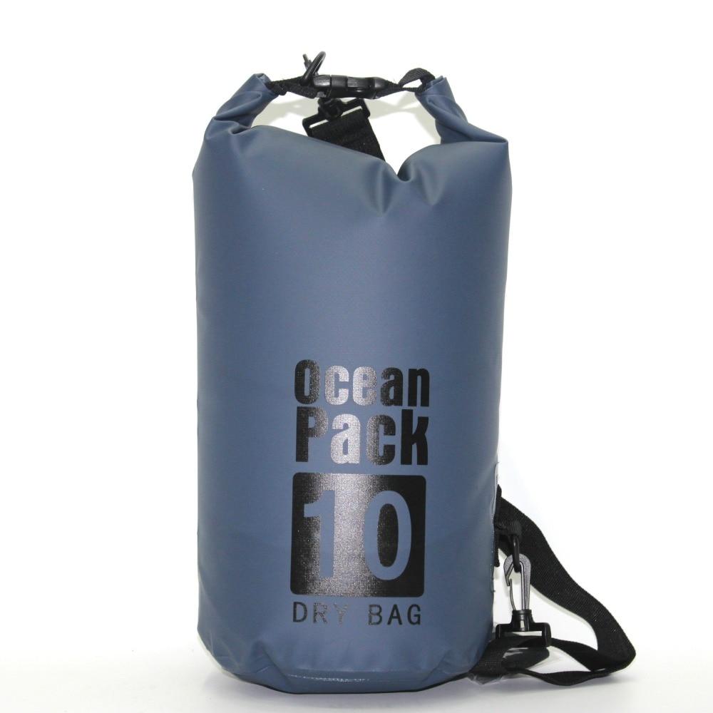 River Trekking Bags SPORT Diving Bucket Bag OCEAN PACK Shoulder Drifting Bag Outdoor Waterproof Swimming Floating Bag Drying