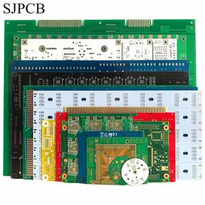 SJPCB Circuit-Board Files Sample-Plated-Production Prototype Custom Low-Price Printed