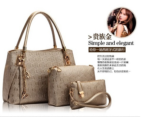 Mk 3 Set Retail New Bag Fashion Handbags For Women High Quality Brand Designers